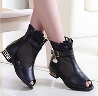 Босоножки туфли праздничные для девочки