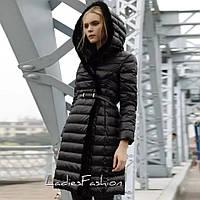 Тёплое пальто на синтепоне 200й плотности