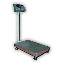 Весы товарные ВЕСТ-60,100,150А12Е