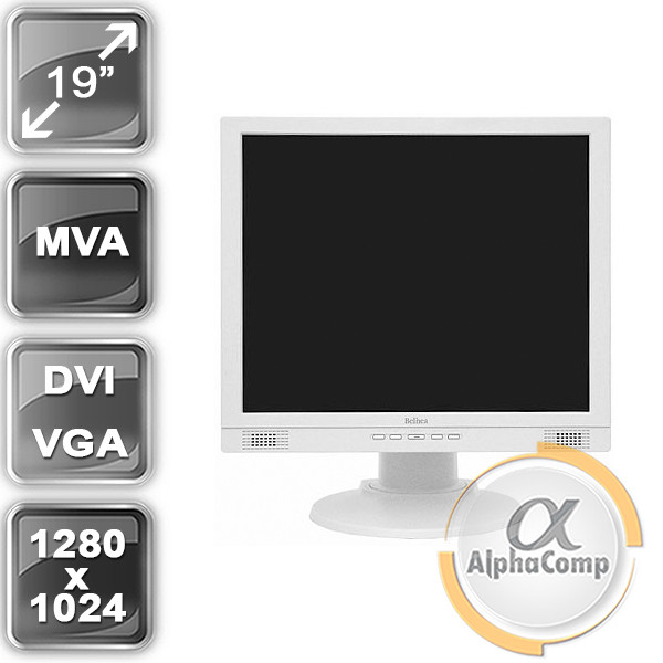 """Монитор 19"""" Belinea 101915 (D-Sub/DVI-D/4:3/колонки) class A БУ"""