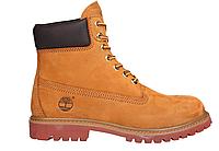 Ботинки  Timberland 6 inch Lite Edition Yellow  женские ботинки тимберленд