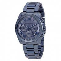 Часы мужские Michael Kors Brecken Navy Blue Chronograph MK6361