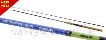 Спиннинг Fishing ROI Spinfisher 2-8g 2.40m (25шт/ящ) (M213) - СВІТ РИБАЛКИ в Ровненской области