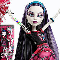 Кукла Монстер Хай Спектра Вондергейст Командный Дух Monster High Spectra Vondergeist Ghoul Spirit