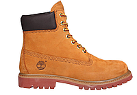 Ботинки Timberland 6 inch Lite Edition Yellow  женские