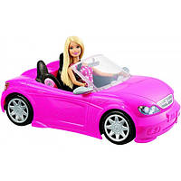 Barbie Барби и ее гламурный кабриолет Glam Convertible Vehicle and Doll