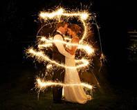 Бенгальские огни на свадьбу, 16 см, 10 шт/уп
