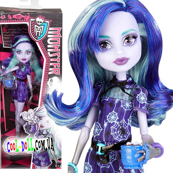 Кукла Монстер Хай Твайла Коффин Бин Monster High Twyla Coffin Bean
