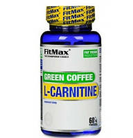 FitMax Green Coffee L-Carnitine, 60 капсул