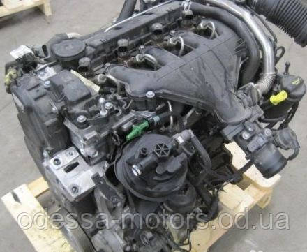 Двигатель Peugeot 308 CC 2.0 HDi , 2009-today тип мотора RHF (DW10BTED4)