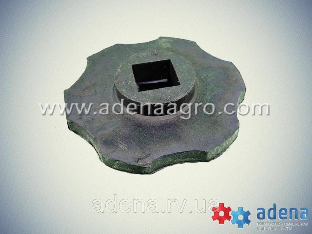 Зубчатый диск сортировочный на картофелеуборочный комбайн Grimme