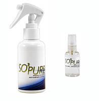 SO2 PURE - эффективная система для очистки воздуха в салоне вашего автомобиля