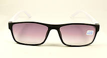 Тонированные унисекс очки (219 тон ч-б)