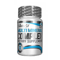 BioTech USA Nutrition Multi mineral complex 100tab