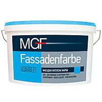 Краска MGF фасадная FASSADENFARBE М90 (14кг)