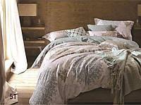 Комплект постельного белья сатин люкс 5Т тиара вилюта евро