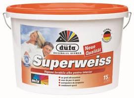 Краска SUPER WEISS супербелая D4 (10л)