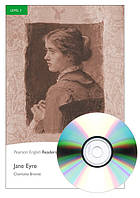 PLAR3:Jane Eyre Bk and CD-ROM Pack