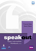 Speakout Upper Intermediate Workbook with Key and CD Pack