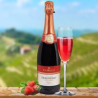 Вино Fiorelli Fragolino Rosso 0.7l (шт.)