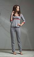 Пижама ELLEN 046/002 в горохи