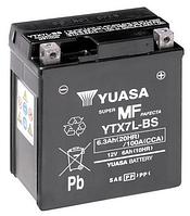 Аккумулятор Yuasa YTX7L-BS гелевый