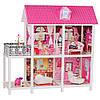 Двухэтажный дом для кукол Барби Bettina