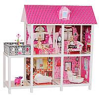 Двухэтажный дом для кукол Барби Bettina, фото 1