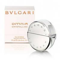 Женская туалетная вода Bvlgari Omnia Crystalline for Women Eau de Toilette (EDT) 25ml