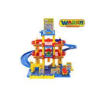 Гараж-паркинг 3 уровня Wader 37893