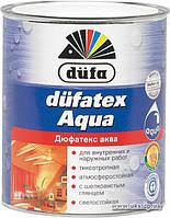 Dufatex Aqua д/д антисептик пропитка белая береза 0,75л