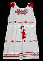 Платье вишиванка  98, 104, 110