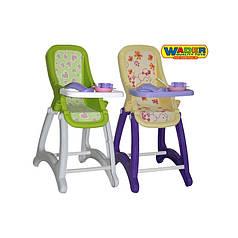Стульчик для кормления куклы Wader 48011