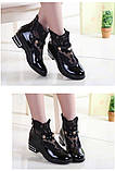 Босоножки туфли праздничные для девочки , фото 5