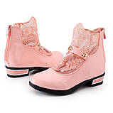 Босоножки туфли праздничные для девочки , фото 7