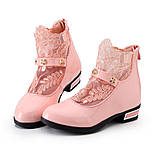 Босоножки туфли праздничные для девочки , фото 8