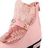 Босоножки туфли праздничные для девочки , фото 9