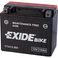 Аккумулятор EXIDE YTX12-BS