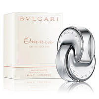Женская туалетная вода Bvlgari Omnia Crystalline for Women Eau de Toilette (EDT) 40ml