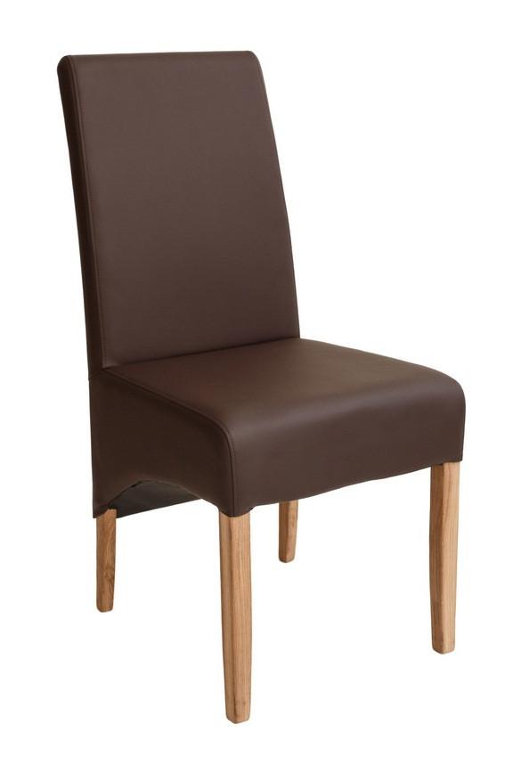 Стул АМАНДА (кожзам, цвет на выбор) М-мебель