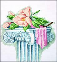Набор для вишивки нитками Колона