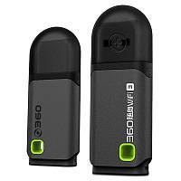 USB 360 wifi3 портативный мини адаптер роутер, фото 1