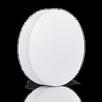 Светодиодный накладной светильник MAXUS 24W круг 4100К яркий свет (1-LCL-006-07-C)