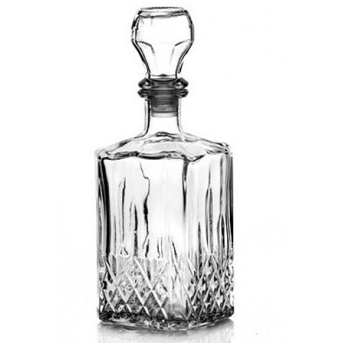 Графин стеклянный  Кристал 0,5л.