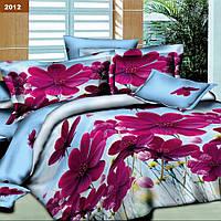 2012 Двуспальное постельное белье ранфорс Платинум Viluta