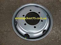 Диск колесный R17.5 Тата 613, Эталон А 079, I-Van, Mercedes 814, Vario (Кременчугский колёсный завод, Украина)