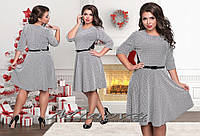 Красивое платье для полных 48-54