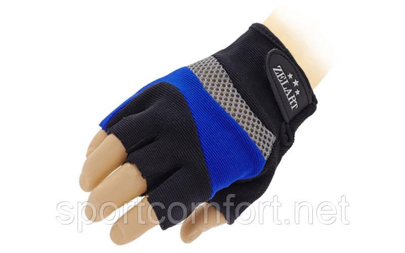 Перчатки для фитнеса Zelart SG