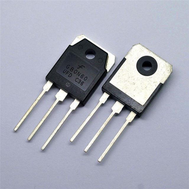 Транзистор G80N60 UFD G80N60UFD