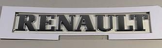 """Надпись """"RENAULT"""" (задняя дверь) на Renault Trafic  2001->  —  RENAULT (Оригинал) - 8200112595"""